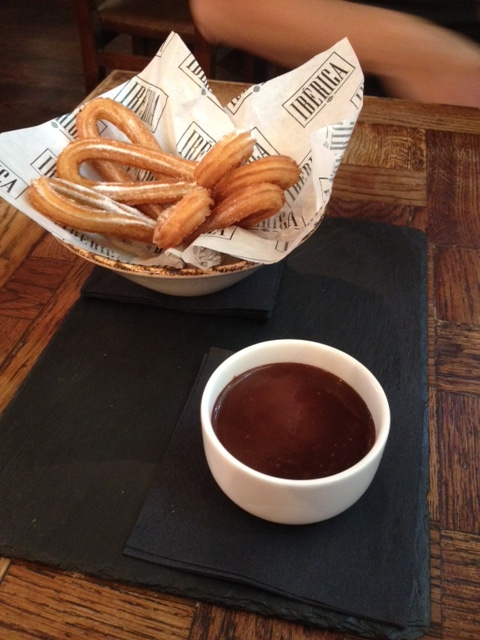 Churros from Iberica