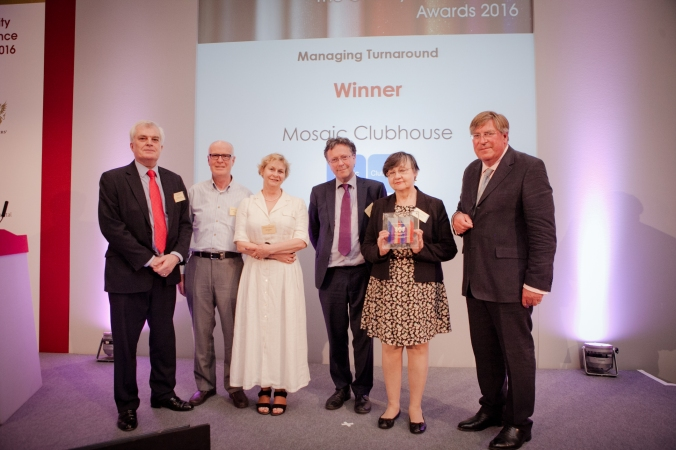 Moasic Clubhouse, winners at Charity Governance Awards (photo by Kate Darkins).jpg