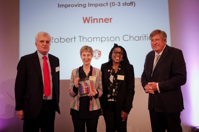 Robert Thompson Charities, winners at Charity Governance Awards (photo by Kate Darkins).jpg