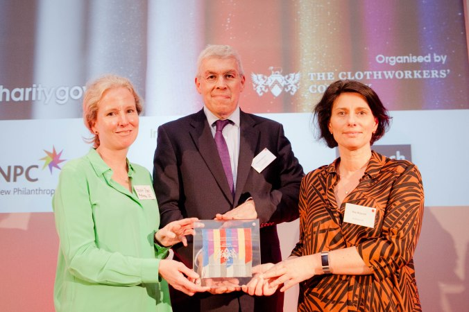 Asthma UK, Charity Governance Awards 17 (photo-Kate Darkins)
